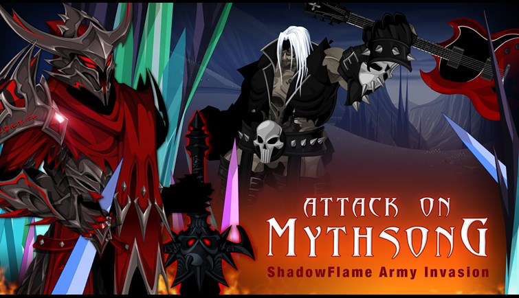 Mythsong Shadow War