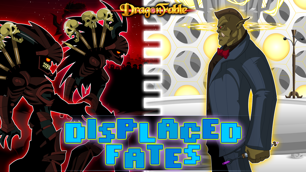 Displaced Fates Part 2: Tainted Time