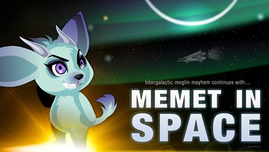 Memet in Space