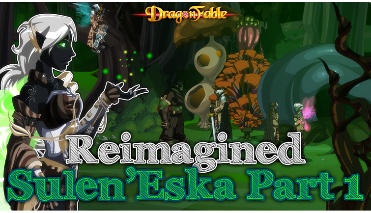 Book 3: Sulen'Eska Reimagined: Part 1