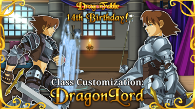 DragonLord Customization is Here!