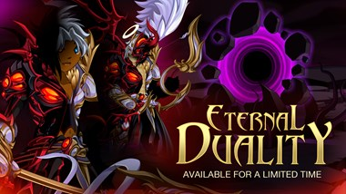 New Featured Rare Set: Eternal Duality