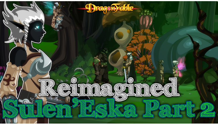 Book 3: Sulen'Eska Reimagined: Part 2