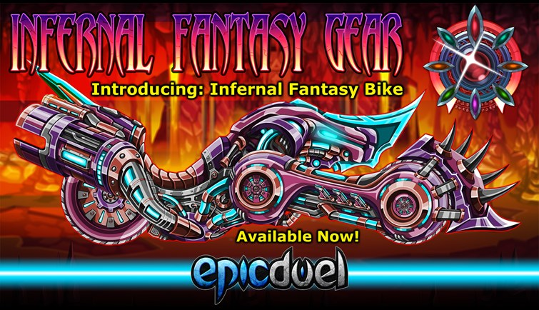 Infernal Fantasy Rides Again!