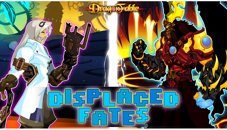 Displaced Fates Part 3: Fractured Self