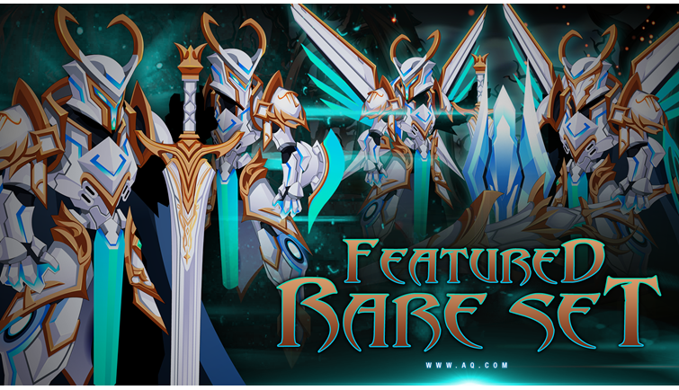 Featured Rare Set: Cyber Paladin