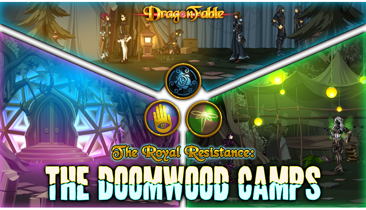 Book 3: The Doomwood Camps