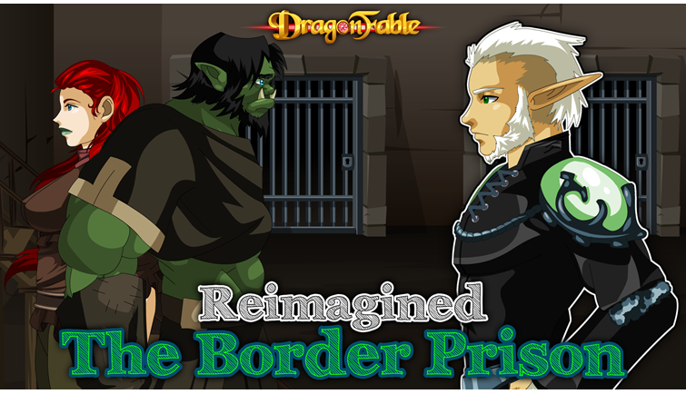 Book 3: The Border Prison Re-imagined