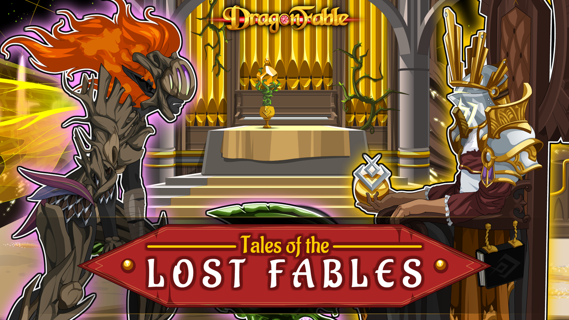 Arena at the Edge of Time: Lost Fables