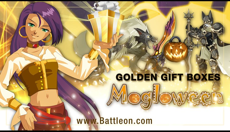 October 2020 Golden Giftboxes
