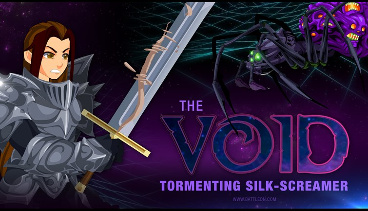 Tormenting Silk-Screamer Void Takeover
