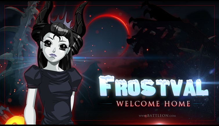 Frostval 2020 Welcome Home