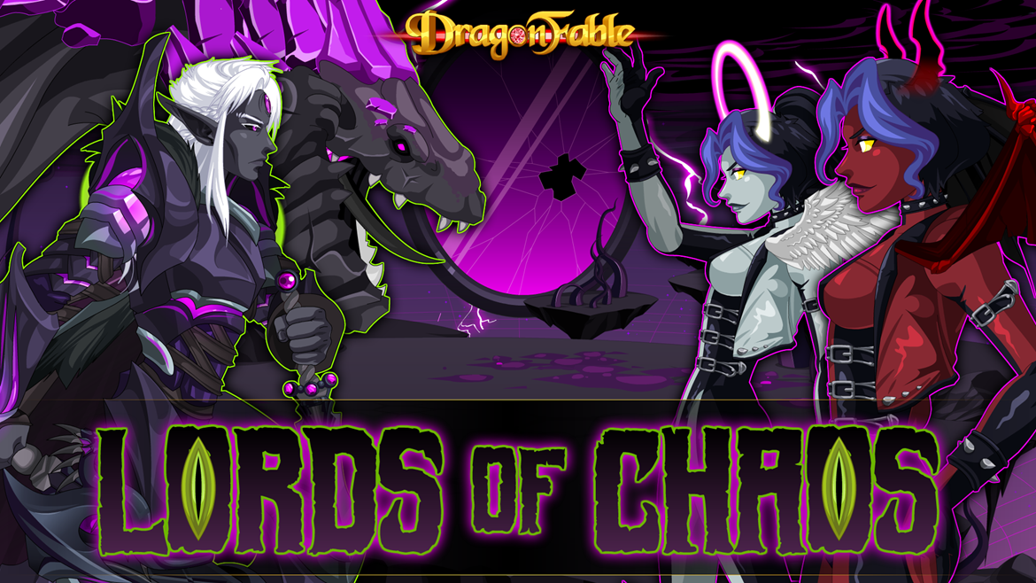 Arena at the Edge of Time: Chaos Lord Duos!