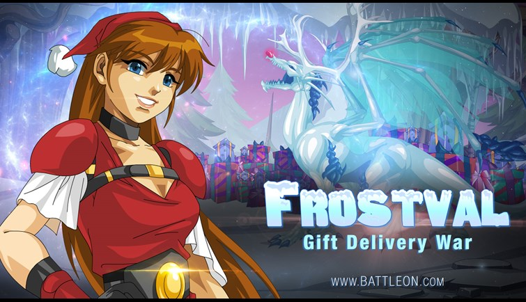Frostval 2020 - Gift Delivery Finale