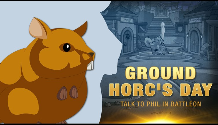 Groundhorc's Day Returns 2021
