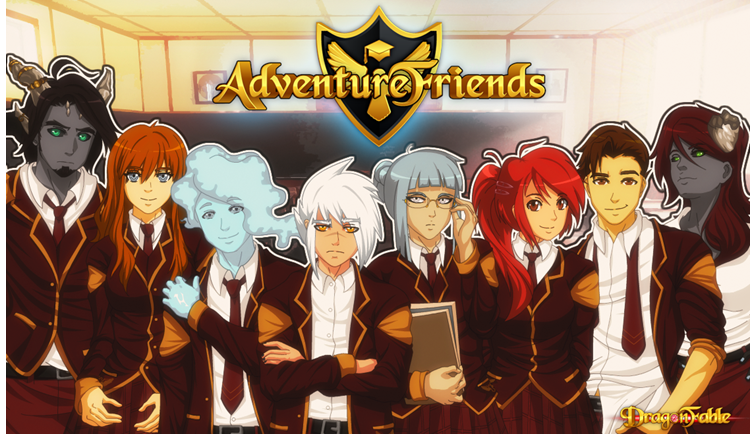 Welcome to AdventureFriends!