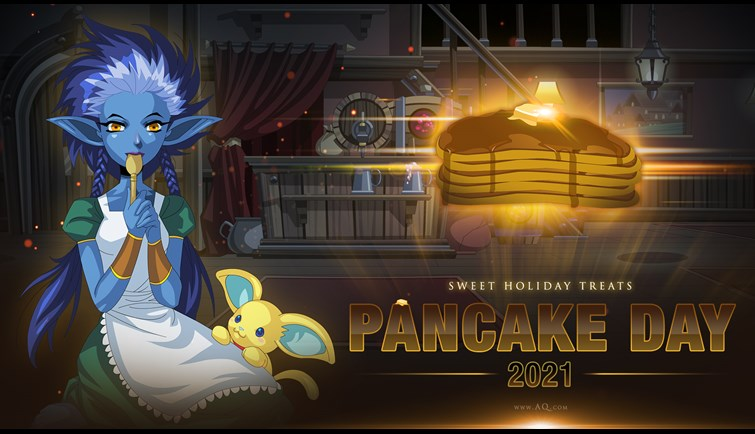 Feb16-PancakeDayReturns