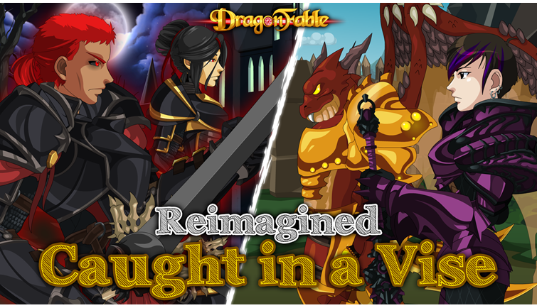 Book 3: Reimagined: Caught in a Vise!