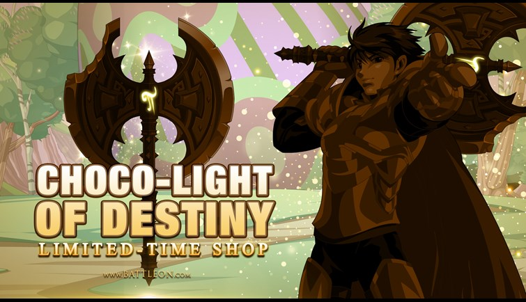 Choco-Light of Destiny