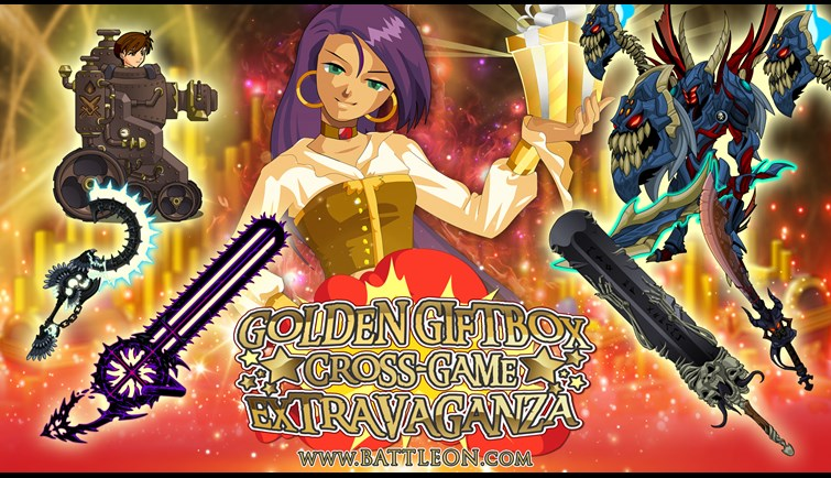 Golden Giftbox Cross-Game Extravaganza Part 2