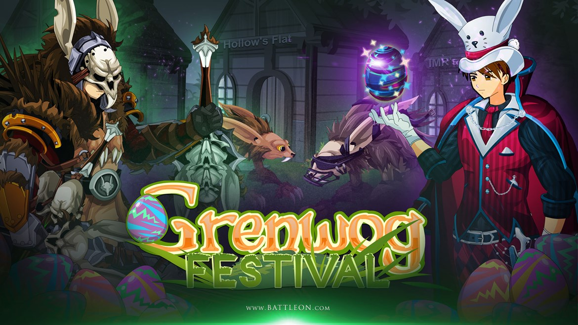 Grenwog Festival 2021 Event Shop Update