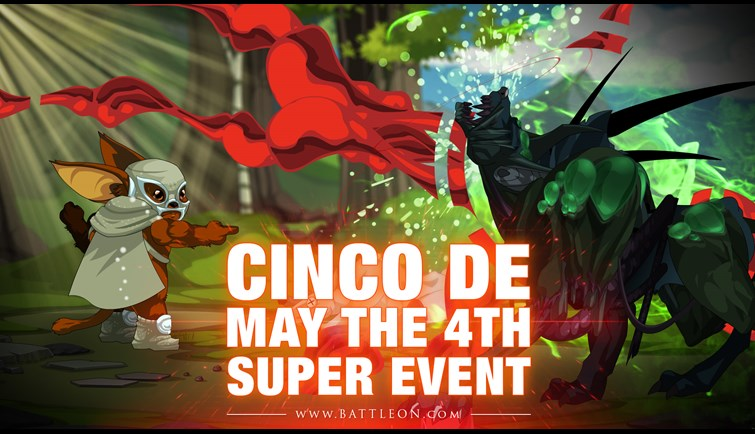 2021 Cinco de May the 4th Super Event