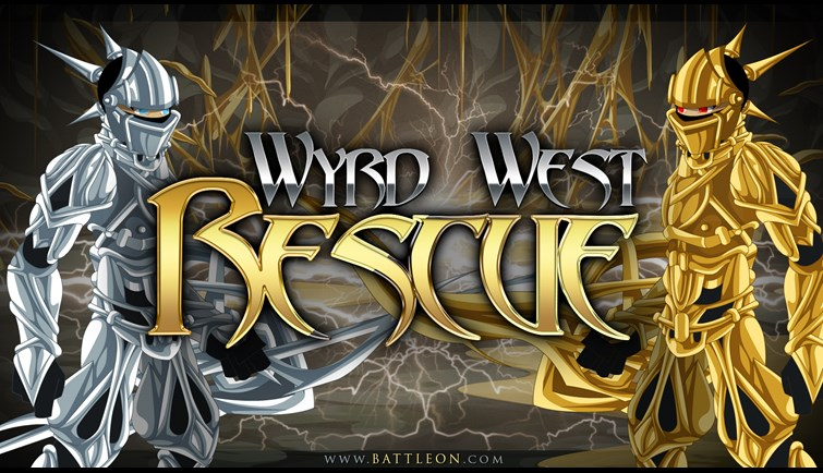 Wyrd West Rescue + Mother's Day Rares