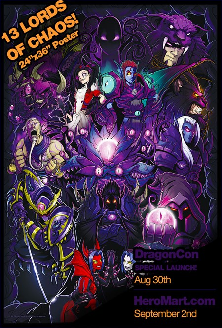 chaos lords poster