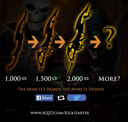 AQ3D Kickstarter Weapon