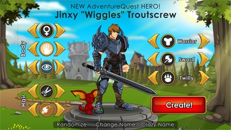 AQ BattleOn Character Creation Screen Final