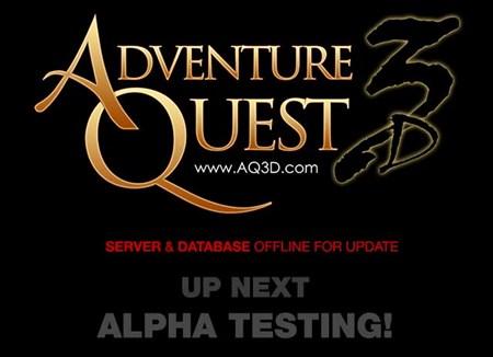 AQ3D MMO offline