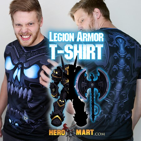 Paragon Armor Design Shirt