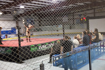 Rolith's Private Wrestling Ring