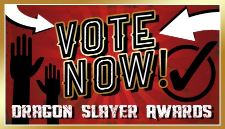 Vote dragon slayer awards